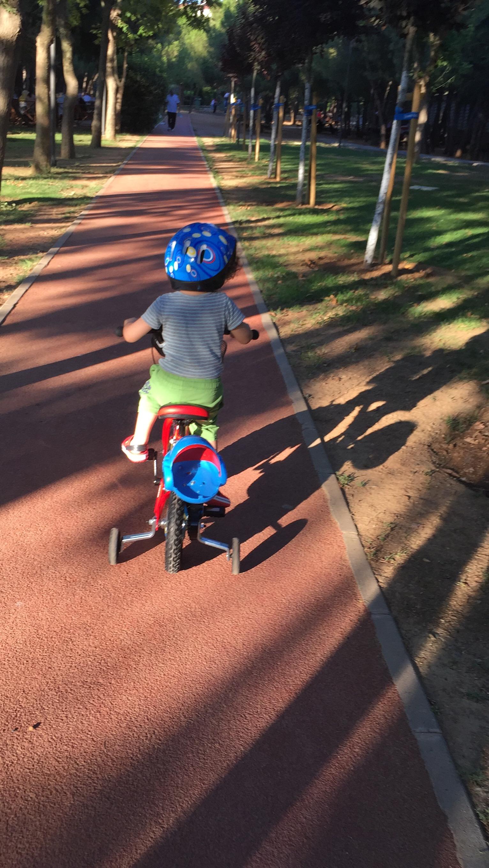Rüya kitabını okuyoruz. Bisikletler, bir bebek arabası - ne için